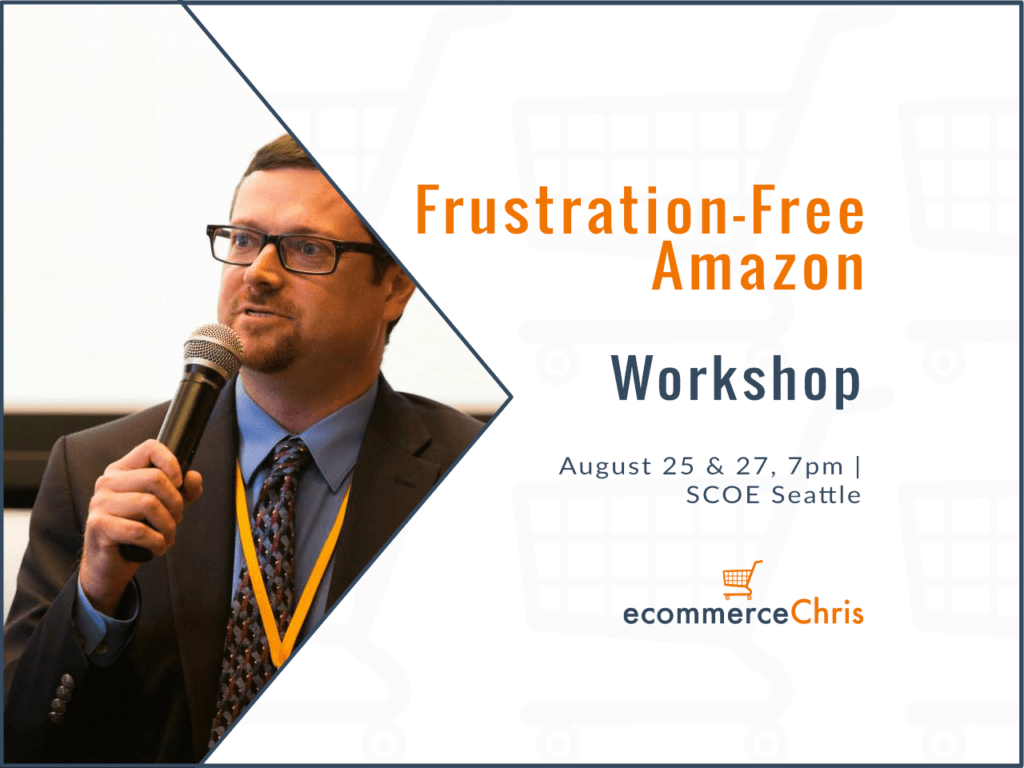 Frustration-free Amazon Workshop